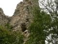 A torony sikátorból nézve
