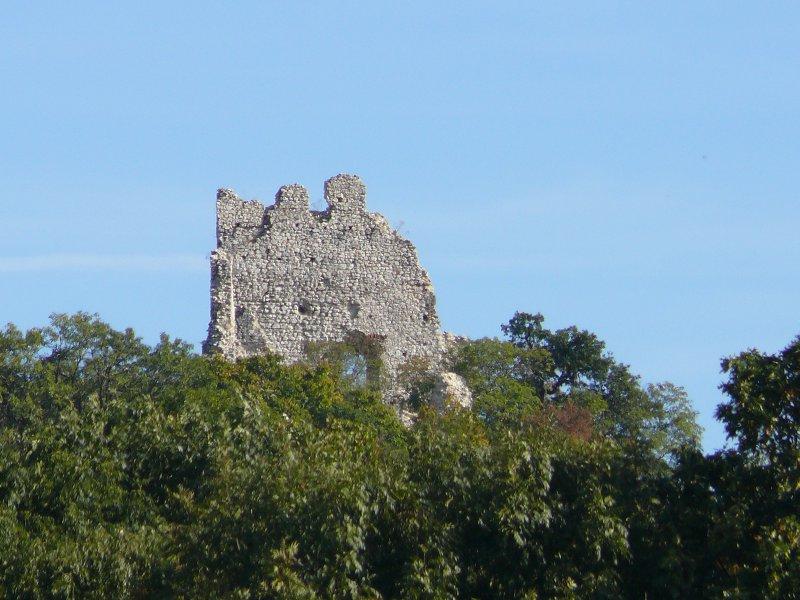 A vár ÉNY-i látképe 3.