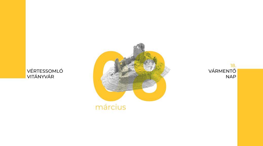 Csatlakozz Te is a 18. Vitányvári Vármentő Naphoz március 8-án, vasárnap!