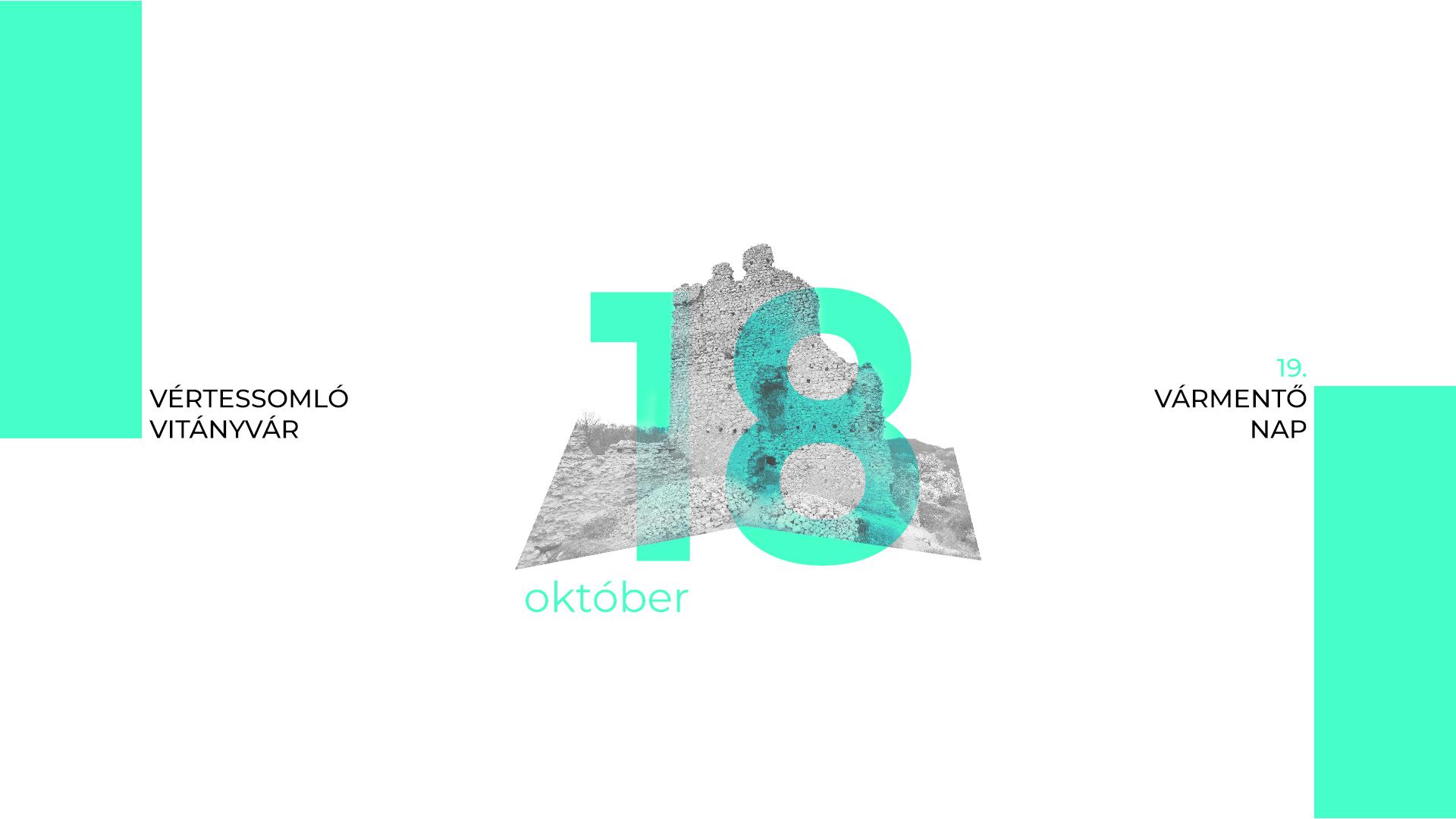 Csatlakozz Te is a 19. Vitányvári Vármentő Naphoz október 18-án, vasárnap!