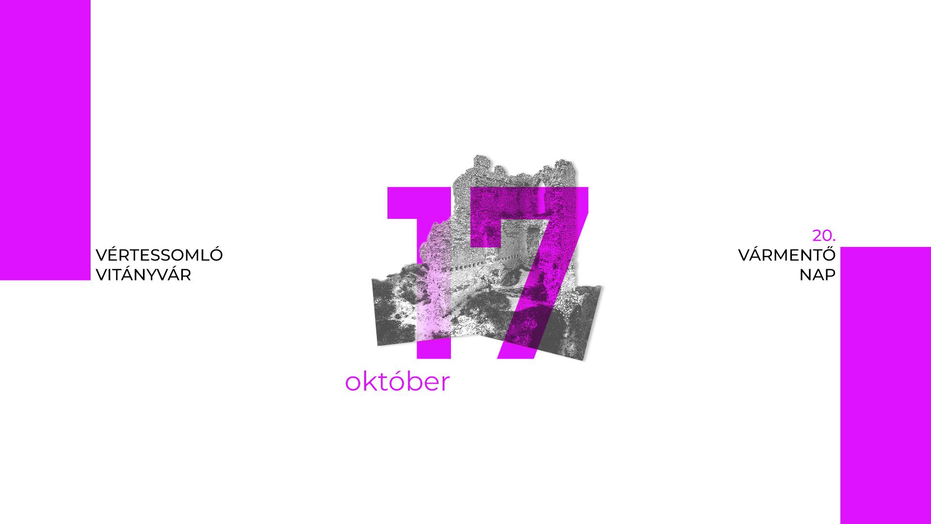 Csatlakozz Te is a 20. Vitányvári Vármentő Naphoz október 17-én, vasárnap!